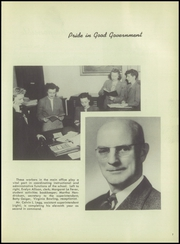 Page 11, 1947 Edition, Maine East High School - Lens Yearbook (Park Ridge, IL) online yearbook collection