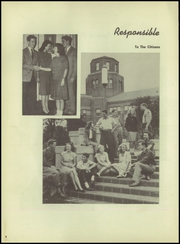 Page 12, 1947 Edition, Maine East High School - Lens Yearbook (Park Ridge, IL) online yearbook collection