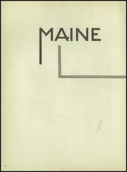 Page 6, 1947 Edition, Maine East High School - Lens Yearbook (Park Ridge, IL) online yearbook collection