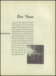 Page 7, 1947 Edition, Maine East High School - Lens Yearbook (Park Ridge, IL) online yearbook collection