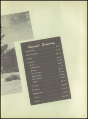 Page 9, 1947 Edition, Maine East High School - Lens Yearbook (Park Ridge, IL) online yearbook collection