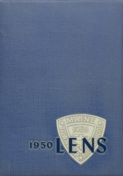 1950 Edition, Maine East High School - Lens Yearbook (Park Ridge, IL)