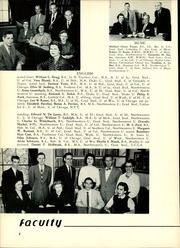 Page 10, 1955 Edition, Maine East High School - Lens Yearbook (Park Ridge, IL) online yearbook collection