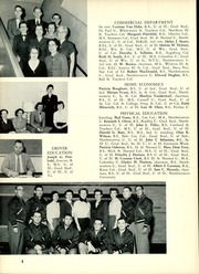 Page 12, 1955 Edition, Maine East High School - Lens Yearbook (Park Ridge, IL) online yearbook collection