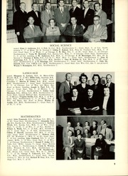 Page 13, 1955 Edition, Maine East High School - Lens Yearbook (Park Ridge, IL) online yearbook collection