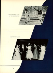 Page 15, 1955 Edition, Maine East High School - Lens Yearbook (Park Ridge, IL) online yearbook collection
