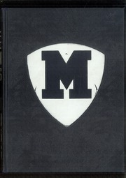 1956 Edition, Maine East High School - Lens Yearbook (Park Ridge, IL)
