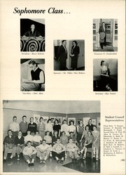 Page 102, 1956 Edition, Maine East High School - Lens Yearbook (Park Ridge, IL) online yearbook collection