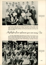 Page 104, 1956 Edition, Maine East High School - Lens Yearbook (Park Ridge, IL) online yearbook collection