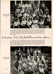 Page 105, 1956 Edition, Maine East High School - Lens Yearbook (Park Ridge, IL) online yearbook collection