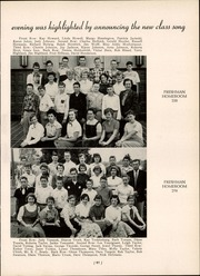 Page 95, 1956 Edition, Maine East High School - Lens Yearbook (Park Ridge, IL) online yearbook collection