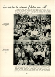Page 98, 1956 Edition, Maine East High School - Lens Yearbook (Park Ridge, IL) online yearbook collection