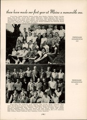 Page 99, 1956 Edition, Maine East High School - Lens Yearbook (Park Ridge, IL) online yearbook collection