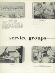 Page 15, 1957 Edition, Maine East High School - Lens Yearbook (Park Ridge, IL) online yearbook collection