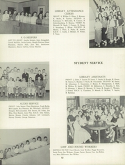 Page 16, 1957 Edition, Maine East High School - Lens Yearbook (Park Ridge, IL) online yearbook collection