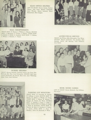 Page 17, 1957 Edition, Maine East High School - Lens Yearbook (Park Ridge, IL) online yearbook collection