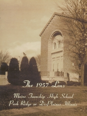 Page 5, 1957 Edition, Maine East High School - Lens Yearbook (Park Ridge, IL) online yearbook collection
