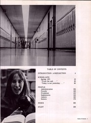 Page 7, 1972 Edition, Maine East High School - Lens Yearbook (Park Ridge, IL) online yearbook collection