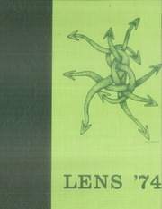 1974 Edition, Maine East High School - Lens Yearbook (Park Ridge, IL)