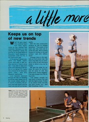 Page 10, 1986 Edition, Thornridge High School - Piper Yearbook (Dolton, IL) online yearbook collection