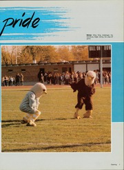 Page 11, 1986 Edition, Thornridge High School - Piper Yearbook (Dolton, IL) online yearbook collection