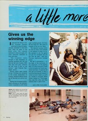 Page 12, 1986 Edition, Thornridge High School - Piper Yearbook (Dolton, IL) online yearbook collection
