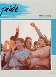 Page 13, 1986 Edition, Thornridge High School - Piper Yearbook (Dolton, IL) online yearbook collection