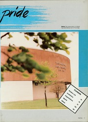 Page 7, 1986 Edition, Thornridge High School - Piper Yearbook (Dolton, IL) online yearbook collection