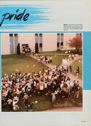 Page 9, 1986 Edition, Thornridge High School - Piper Yearbook (Dolton, IL) online yearbook collection
