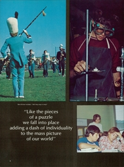 Page 8, 1973 Edition, Downers Grove South High School - Caracole Yearbook (Downers Grove, IL) online yearbook collection