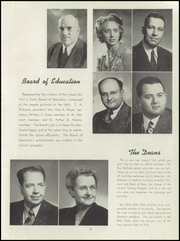 Page 15, 1947 Edition, York Community High School - Ys Tales Yearbook (Elmhurst, IL) online yearbook collection