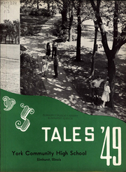 Page 7, 1949 Edition, York Community High School - Ys Tales Yearbook (Elmhurst, IL) online yearbook collection