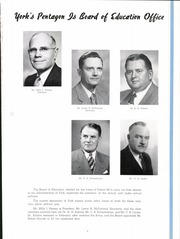 Page 13, 1954 Edition, York Community High School - Ys Tales Yearbook (Elmhurst, IL) online yearbook collection