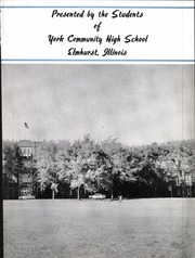 Page 9, 1954 Edition, York Community High School - Ys Tales Yearbook (Elmhurst, IL) online yearbook collection