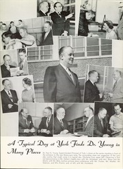 Page 10, 1956 Edition, York Community High School - Ys Tales Yearbook (Elmhurst, IL) online yearbook collection