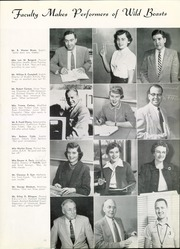 Page 15, 1956 Edition, York Community High School - Ys Tales Yearbook (Elmhurst, IL) online yearbook collection