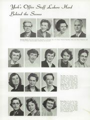 Page 12, 1957 Edition, York Community High School - Ys Tales Yearbook (Elmhurst, IL) online yearbook collection