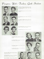 Page 13, 1957 Edition, York Community High School - Ys Tales Yearbook (Elmhurst, IL) online yearbook collection