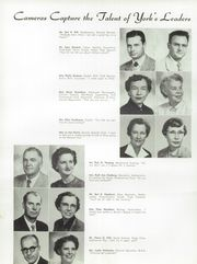 Page 14, 1957 Edition, York Community High School - Ys Tales Yearbook (Elmhurst, IL) online yearbook collection
