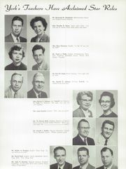 Page 15, 1957 Edition, York Community High School - Ys Tales Yearbook (Elmhurst, IL) online yearbook collection