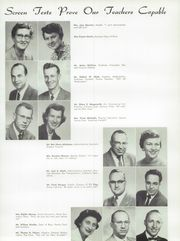 Page 17, 1957 Edition, York Community High School - Ys Tales Yearbook (Elmhurst, IL) online yearbook collection