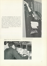 Page 11, 1967 Edition, York Community High School - Ys Tales Yearbook (Elmhurst, IL) online yearbook collection