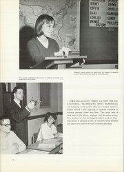 Page 14, 1967 Edition, York Community High School - Ys Tales Yearbook (Elmhurst, IL) online yearbook collection