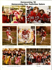 Page 12, 1984 Edition, Proviso West High School - Mural Yearbook (Hillside, IL) online yearbook collection