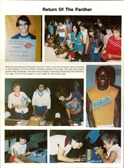 Page 6, 1984 Edition, Proviso West High School - Mural Yearbook (Hillside, IL) online yearbook collection