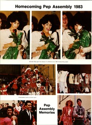 Page 8, 1984 Edition, Proviso West High School - Mural Yearbook (Hillside, IL) online yearbook collection