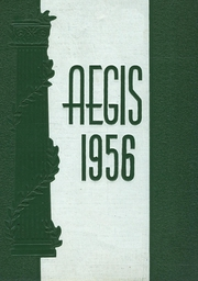 1956 Edition, Lincoln Way High School - Aegis Yearbook (New Lenox, IL)