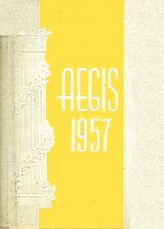 1957 Edition, Lincoln Way High School - Aegis Yearbook (New Lenox, IL)