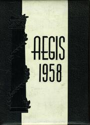 1958 Edition, Lincoln Way High School - Aegis Yearbook (New Lenox, IL)