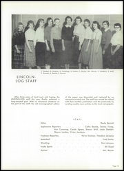 Page 17, 1958 Edition, Lincoln Way High School - Aegis Yearbook (New Lenox, IL) online yearbook collection